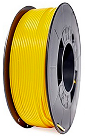 Filamento PLA Amarillo Canario