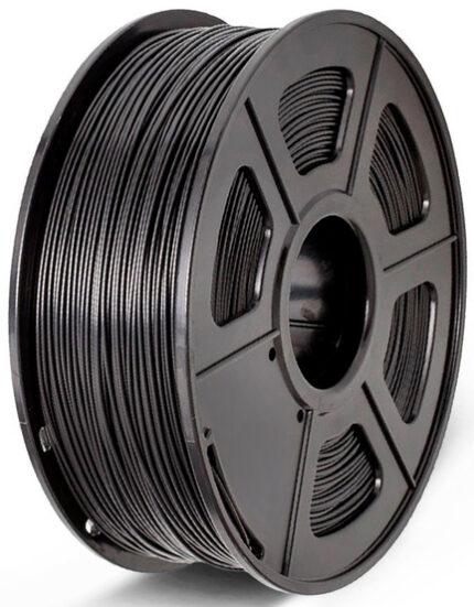 filamento PLA Negro de 1.75mm fabricado por Sunlu