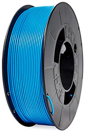 filamento PLA Azul Celeste de 1.75 mm premium fabricado por 3D World