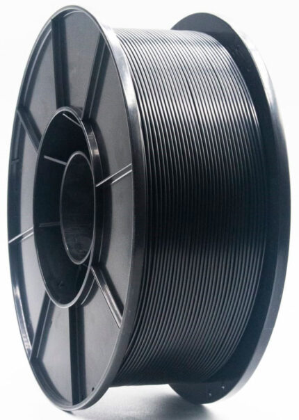 filamento 3d pla-f negro
