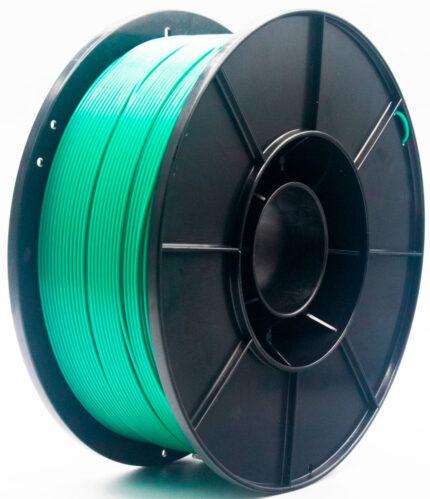filamento 3d pla-f verde